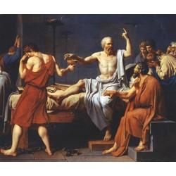 Au moment de la mort : la mort noble, la mort socratique