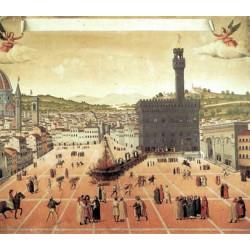 Savonarole et le bûcher des vanités