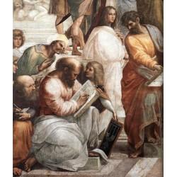 N°1 - Pythagore dans l'histoire de la philosophie