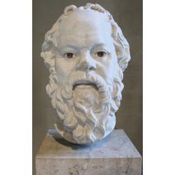 N°1 - Socrate, totem de la philosophie