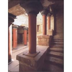 4 - Le palais de Cnossos, principal site minoen