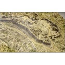 5 - Mycènes, principal site archéologique mycénien