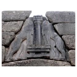 6 - L'organisation politique et sociale du monde mycénien