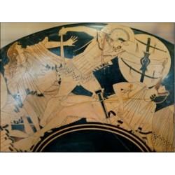 2 - Troie dans la mythologie grecque