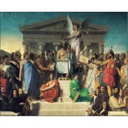 9 - Homère et la poésie homérique, facteur de l'unité culturelle grecque