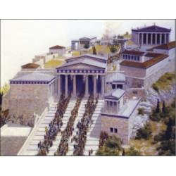 12 - Les fêtes religieuses, l'exemple des Panathénées à Athènes