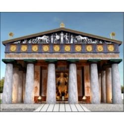 17 - Le sanctuaire d'Olympie et les jeux religieux