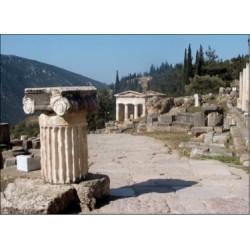 15 - Le sanctuaire de Delphes et la Pythie, la grande divination