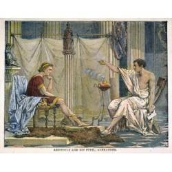 Aristote et Alexandre