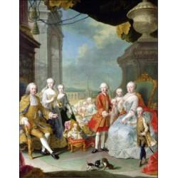 5 - Le couple royal, personnification du régime