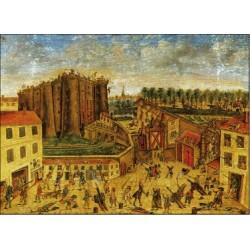 5 - La prise de la Bastille