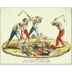 7 - La nuit du 4 août 1789, l'abolition des privilèges