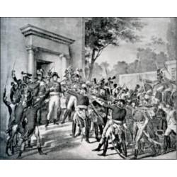 8 - Bonaparte et la fin de la Révolution française, le coup d'état du 18 brumaire