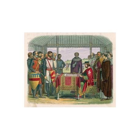 La Magna Charta, la grande charte