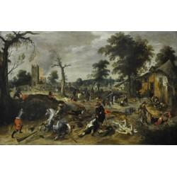 1618-1648, La guerre de Trente ans, dernière guerre de religion pan-européenne