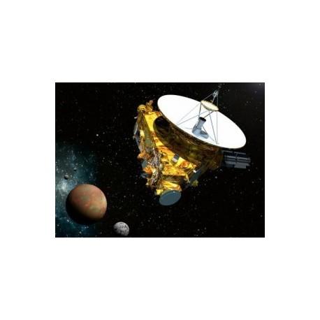 """La sonde spatiale """"New Horizons"""" : Pluton et la formation du système solaire"""