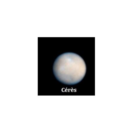 Les planètes naines du système solaire