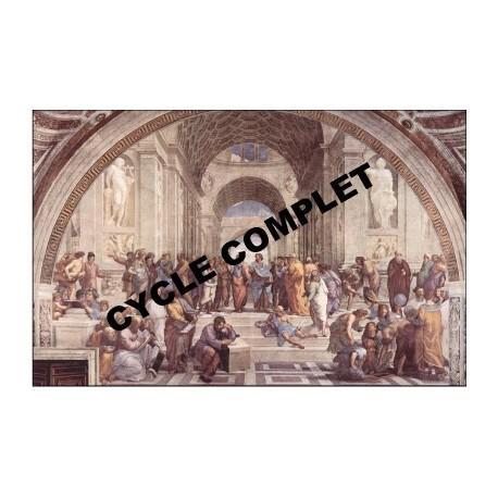 Cycle complet - La philosophie de la Renaissance
