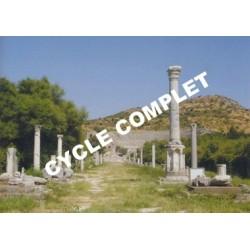 Cycle complet - Les philosophes présocratiques : de Thalès de Milet à Socrate