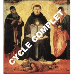 Cycle complet - La philosophie médiévale catholique
