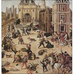 1572, massacre de la Saint-Barthélemy
