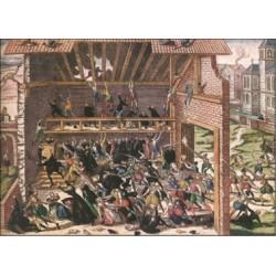 Les guerres de religion catholico-protestantes, deux cent ans de guerre de religion