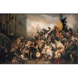 1830, la révolution belge
