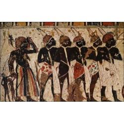 Les pharaons noirs, du royaume de Koush à l'Empire d'Égypte