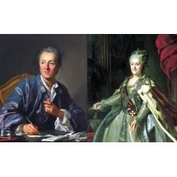 Diderot en Russie