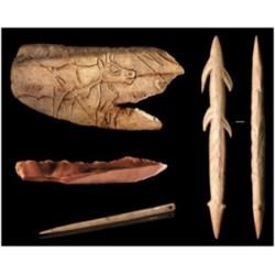 Histoire des techniques à la fin du paléolithique
