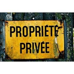 Qu'est-ce que la propriété ?