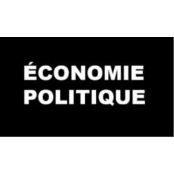 Économie et politique