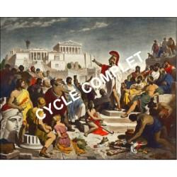 Cycle complet - De l'Antiquité à la révolution américaine