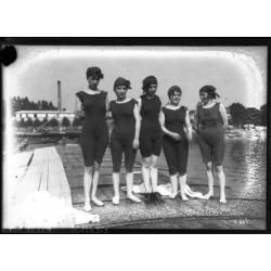 La natation, un sport typiquement féminin