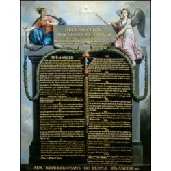 Cycle complet - La déclaration de 1789 et ses conséquences
