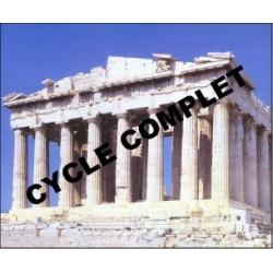 Cycle complet - HISTOIRE GÉNÉRALE DE LA GRECE ANTIQUE