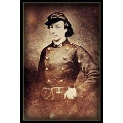 Louise Michel, portrait d'une femme en flammes