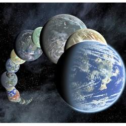 L'Homme à la recherche des mondes extraterrestres