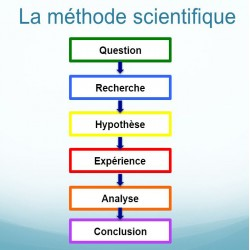 Les raisonnements logiques de la méthode scientifique