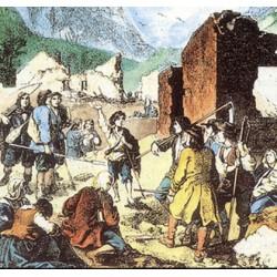 La guerre des Camisards