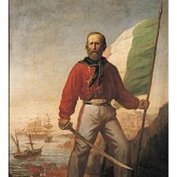 La révolution italienne, le Risorgimento