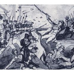 1838-1848, les mouvements chartistes en Angleterre