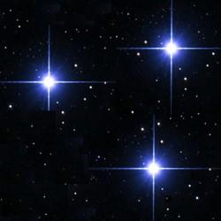 Les trois étoiles : Vérité, amour, justice