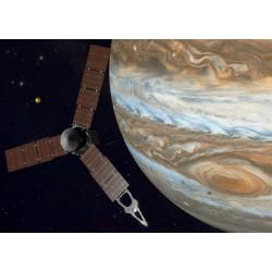Avec la sonde Juno, les dernières nouvelles de Jupiter