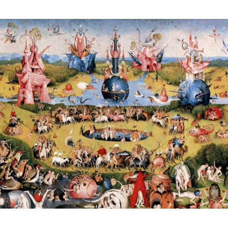 LE SYMBOLISME MÉDIÉVAL DANS LES TABLEAUX DE JÉRÔME BOSCH ET BRUEGHEL L'ANCIEN
