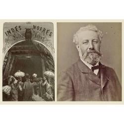 «Les Indes Noires», un très curieux et méconnu roman du très curieux Jules Verne