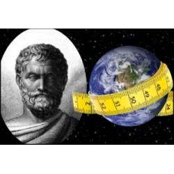 Eratosthène, De la cartographie à la mesure de la circonférence de la terre