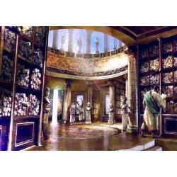 Alexandrie : La grande bibliothèque d'Alexandrie