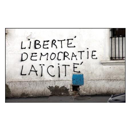 Démocratie et laïcité
