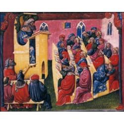 La création des universités médiévales